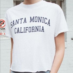 Brandy Melville Santa Monica CA Shirt
